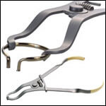 Garrison Ring Forceps