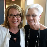 Lee Ann Brady, DMD and Mary Osborne